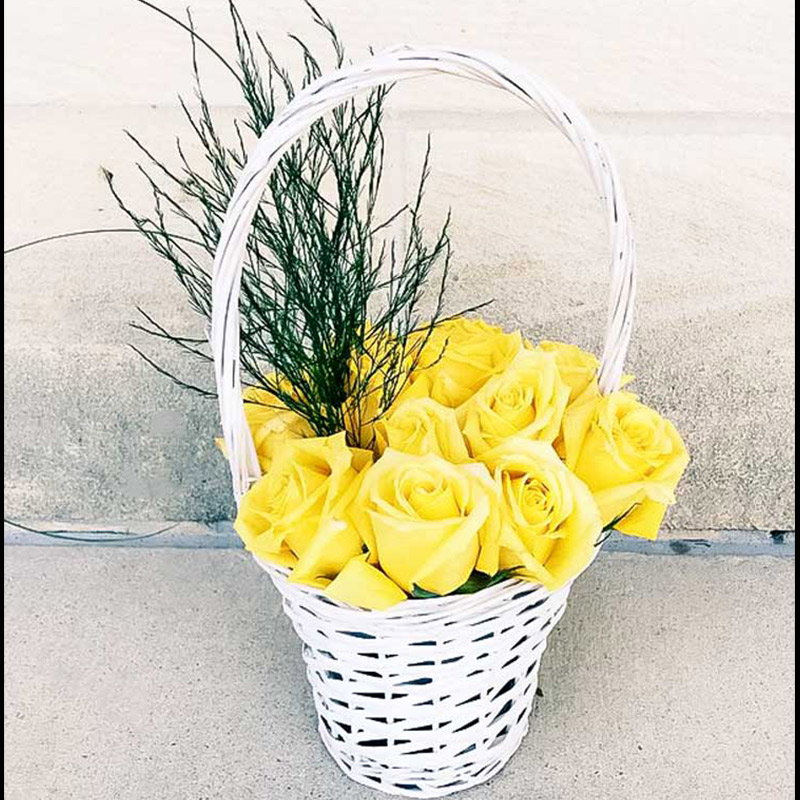 Yellow_Rose-Basket-1