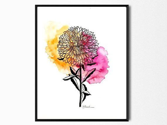 flower-poster
